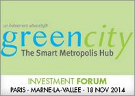 GreenCiy Parigi 2014